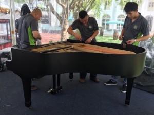 Piano Delivery Team